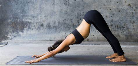 Yoga and calorie burning