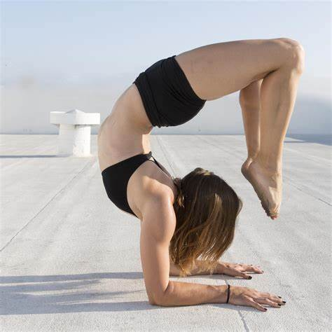Yoga will help you get in shape